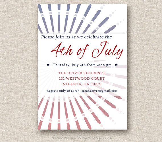 independence day 4th of july greetings