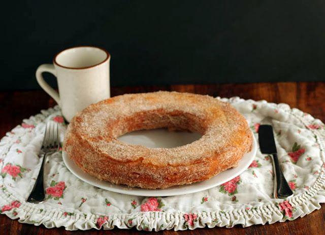 Monday Morning Donut: Croughnuts