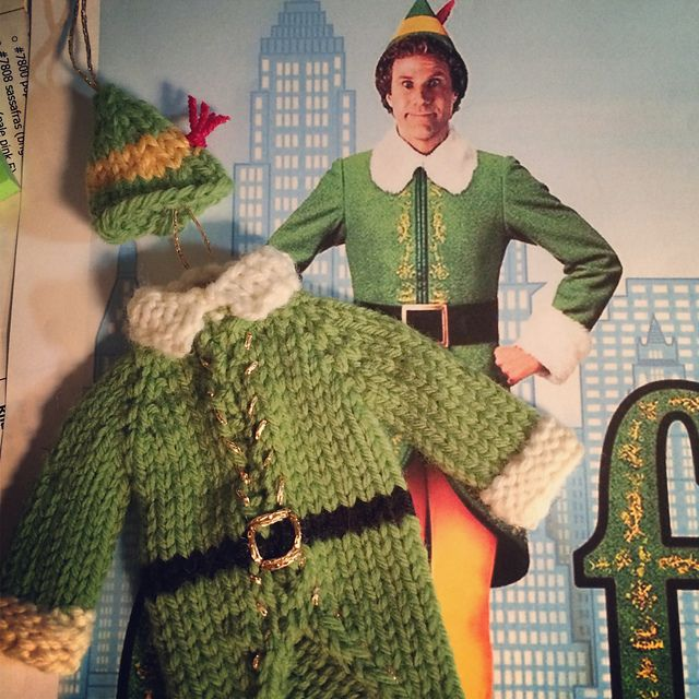 Little Elf Knitting Pattern : Pin by Kathy MacLean on Crafts Pinterest