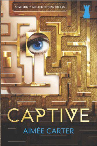 Captive (The Blackcoat Rebellion #2) by Aimée Carter