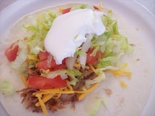Shredded Pork Taco | Slow Cooker | Pinterest