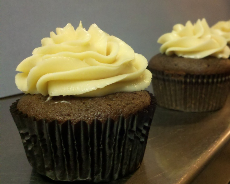 Chocolate Whiskey and Beer Cupcakes | Cake Inspiration - Cupcakes | P ...