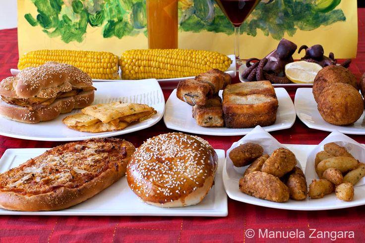Sicilian Street Food Recipes