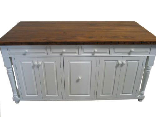 6 ft kitchen island butcher block counter top custom
