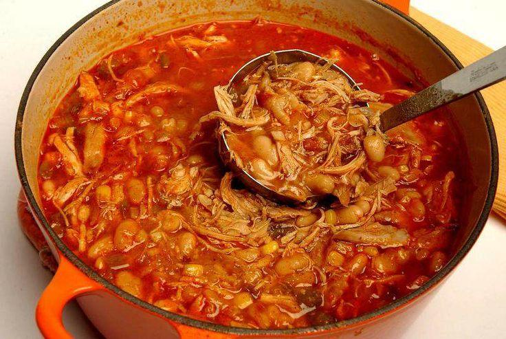 Free Press Test Kitchen recipe: White Bean Chicken Chili