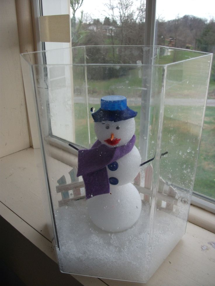 Easy Snow and Ice Science Experiments for Kids
