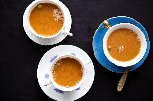Homemade chai tea | Winter Comfort | Pinterest