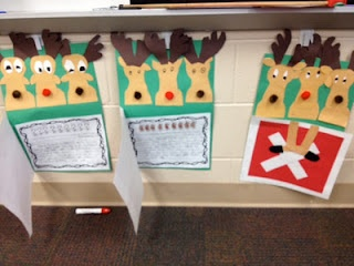 Rudolph Writing project.