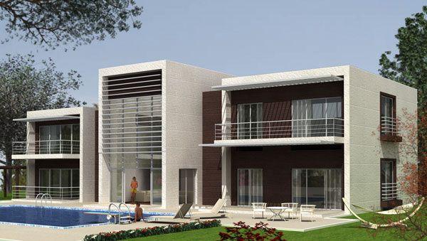 Bauhu Light Steel Frame Modular Houses Arch Pinterest