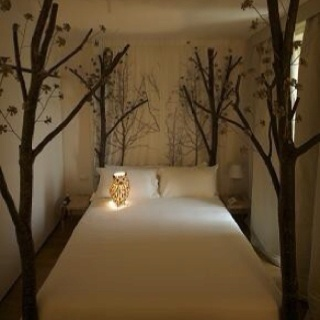 Nature themed bedroom magical world of stella pinterest Nature bedroom