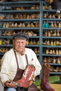 Jack Rowin, Master Bootmaker