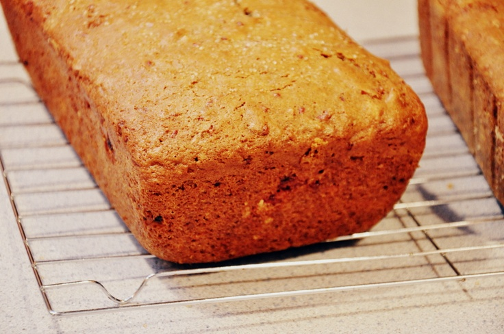 Raspberry Almond Quick Bread - perfect for breakfasts or desserts.