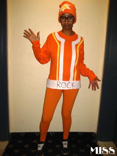 Dj lance adult costume