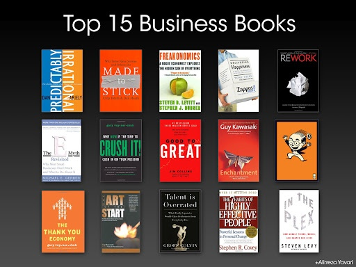 15 #business #books