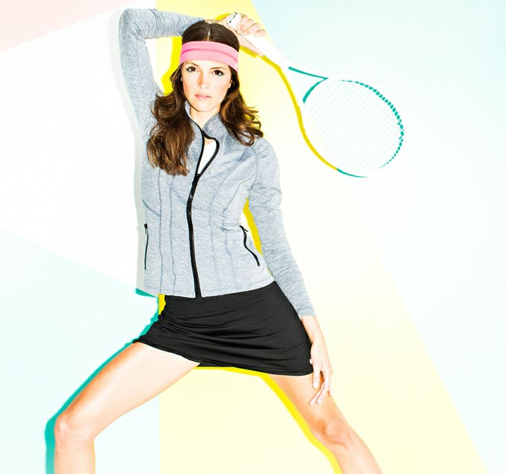 LIJA is a boundary-pushing performance lifestyle brand creating flattering and style-driven apparel for active women around the world. Available at House of Fraser