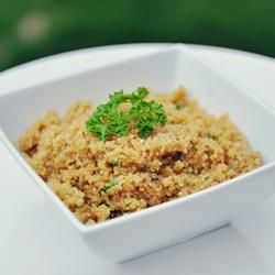 Quinoa Side Dish | Recipe