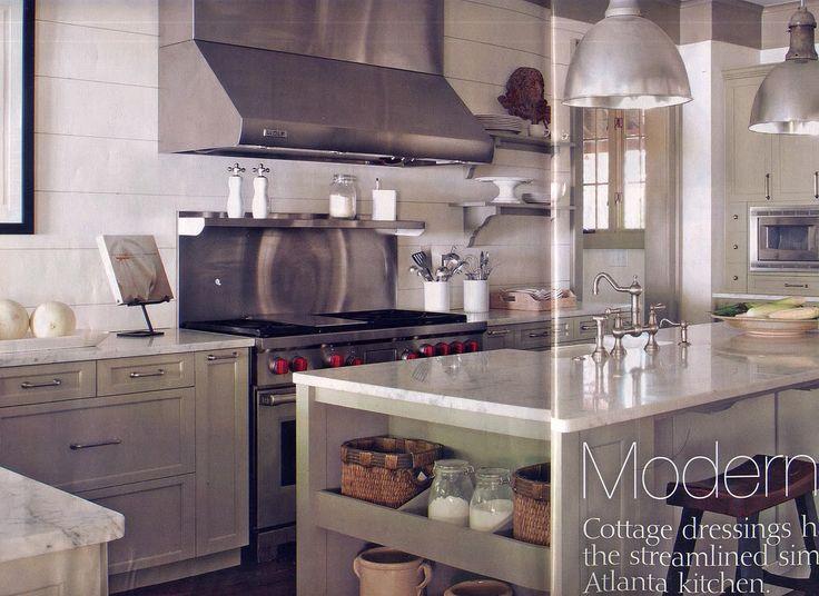 Sandyhook Gray cabinets  Kitchen Portfolio  Pinterest