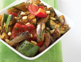 Grilled Ratatouille Salad | Vegetarian Times
