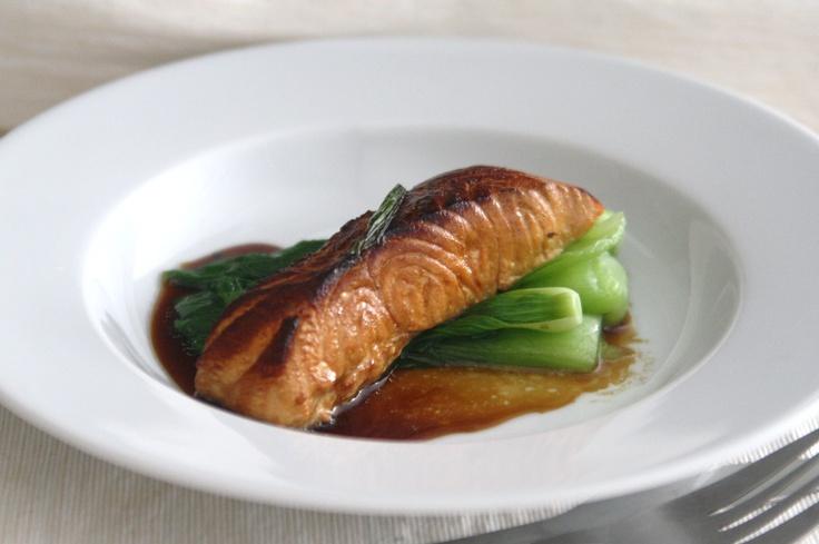 Tea Recipe: Green Tea Smoked Salmon | Food | Pinterest