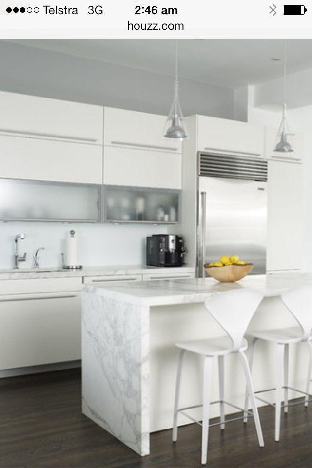 all white kitchen renovation inspiration pinterest jll design september 2012