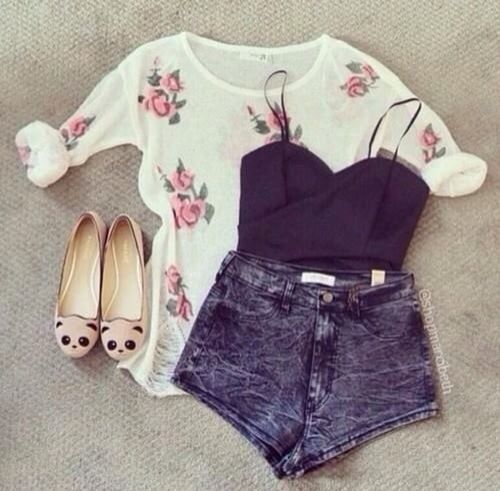 Girly Clothes Love Pinterest