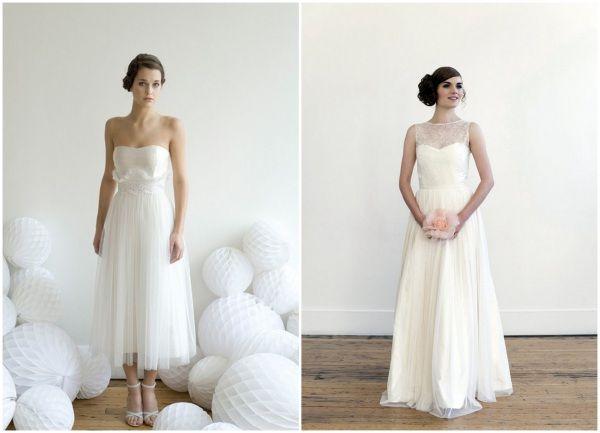 Hochzeitskleid Vintage  Friedatheres  Then comes marriage ...