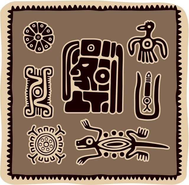 The gallery for --> Aztec Symbols