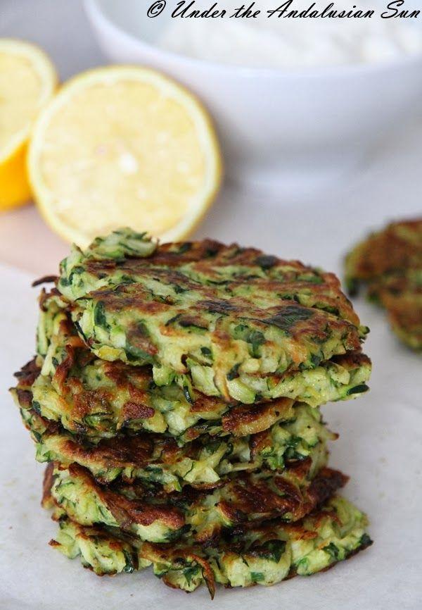 Zucchini latkes | Taste take a bite! | Pinterest