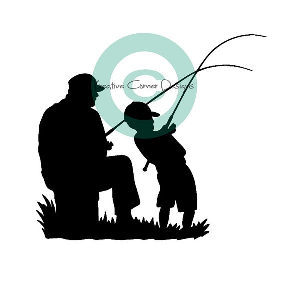father's day fishing images