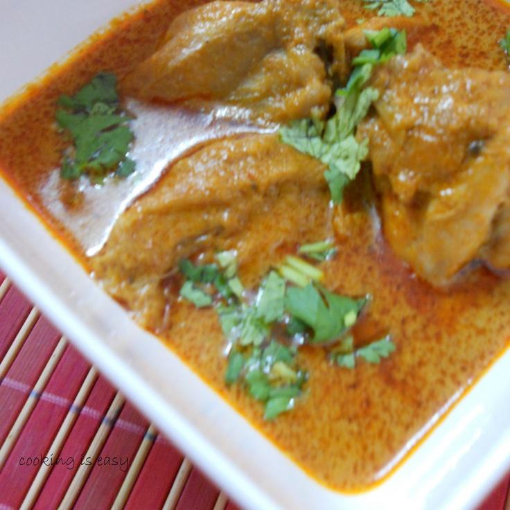 Butter Chicken.....Restaurant style. | Chicken | Pinterest