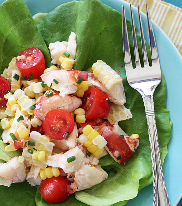 Summer House Lobster Salad Recipes — Dishmaps