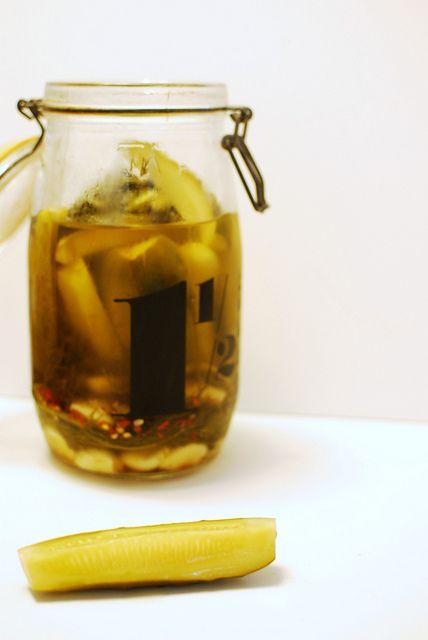 Homemade Dill pickles | HOMEMADE! | Pinterest