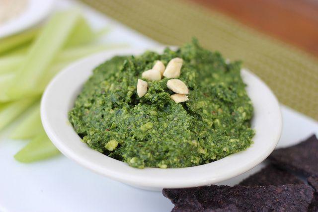 Kale pesto | Raw Recipes for Health | Pinterest