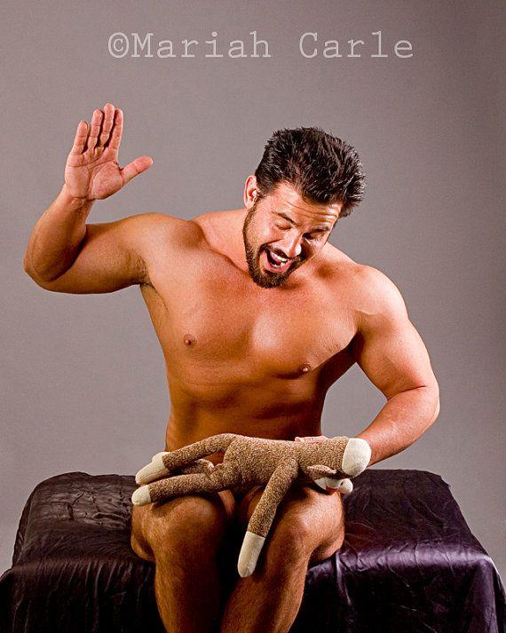 Boob spank the mounkey
