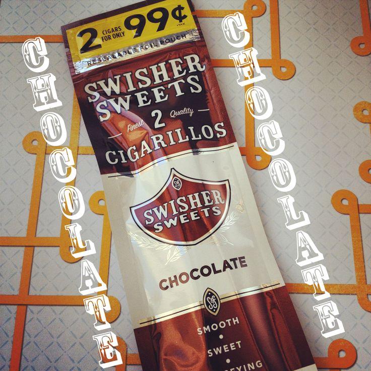 New Chocolate Swisher Sweet #swishersweet #swishersmoke #chocolate