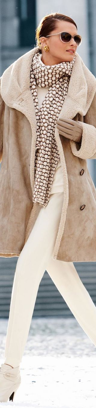 Best Coat and Scarf Combination Ever Fall Fashion Ideas