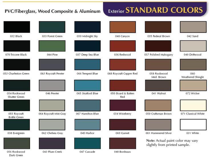 3 d siding colors joy studio design gallery best design for Home color selection
