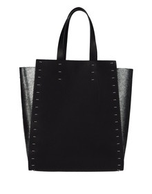 Love the lines of this Paco Rabanne tote