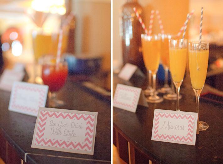 Champagne brunch bridal shower e i blog pinterest for Champagne brunch bridal shower