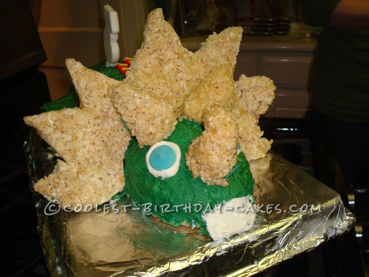 ... Dinosaur Cake... This website is the Pinterest of birthday cake ideas