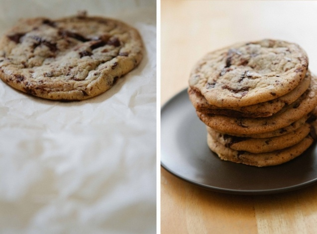 Jacques Torres's Chocolate Chip Cookies | Yummy Desserts | Pinterest
