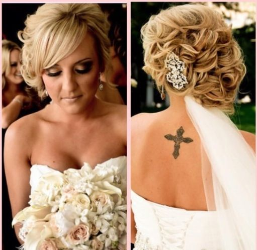 Beautiful Updo To The Side