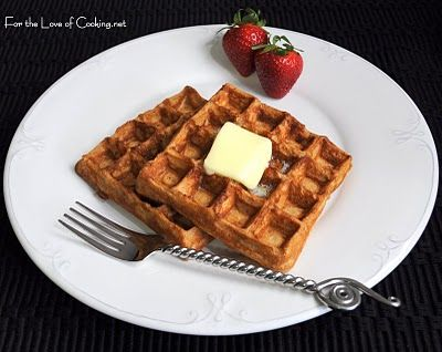 pumpkin pie spiced waffles | Cakes, cupcakes & frostings | Pinterest