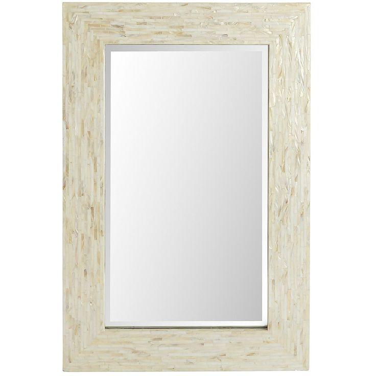 Ivory Mother Of Pearl Mirrors Bathroom Pinterest