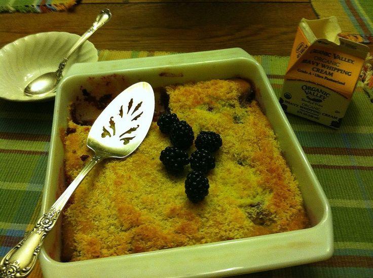 ... baking mix blackberry cobbler recipe dishmaps baking mix blackberry