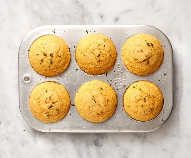 Rosemary Maple Corn Muffins   Eat&Drink.   Pinterest