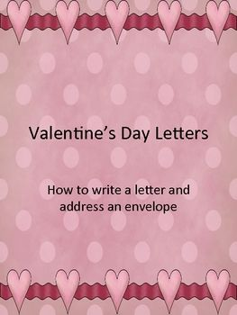 valentine's day letters for her