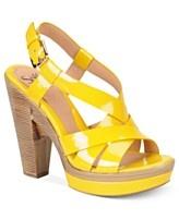 Sofft Women's Shoes, Velia Platform Sandals