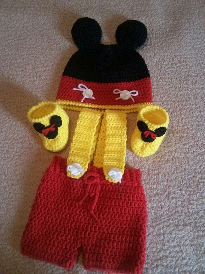 Mickey mouse outfit | My crafts I sell | Pinterest: pinterest.com/pin/160229699216914225