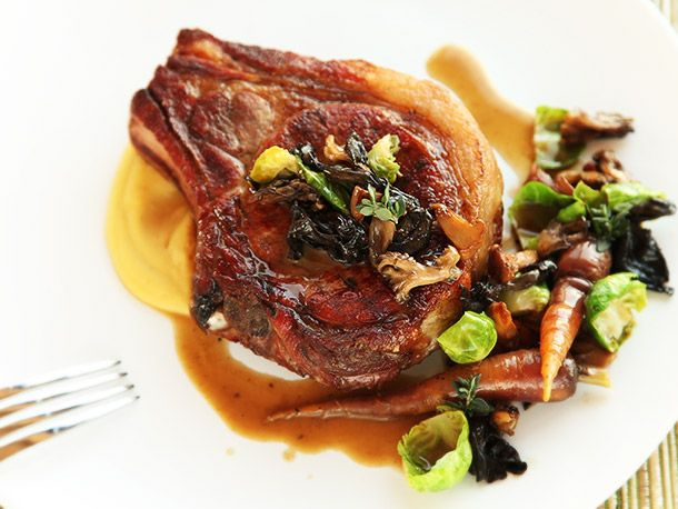 ... Pan-Seared Pork Chops -- Or... a better (the best) way to cook pork